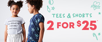 Cotton On Kids Short & Tees